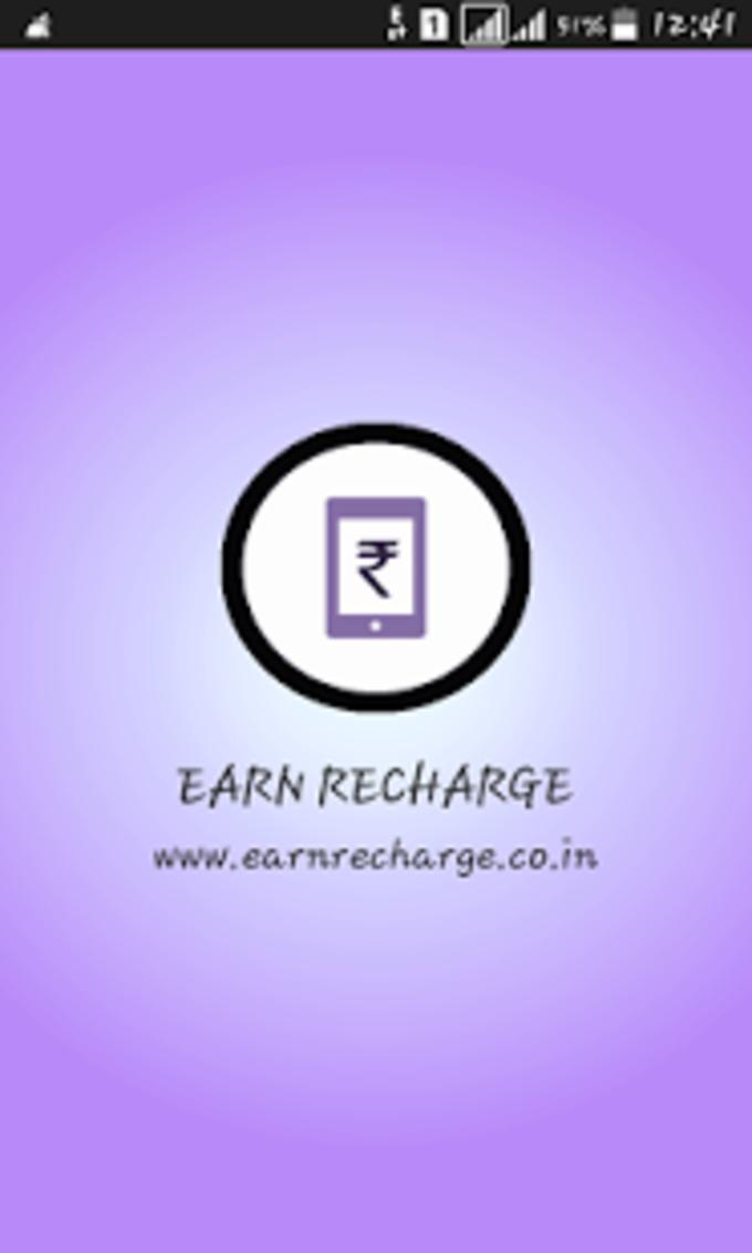 Earn Recharge -Mobile Recharge