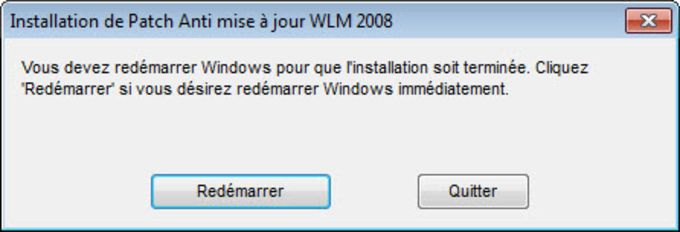 Anti-Update Patch voor Windows Live Messenger 8.5