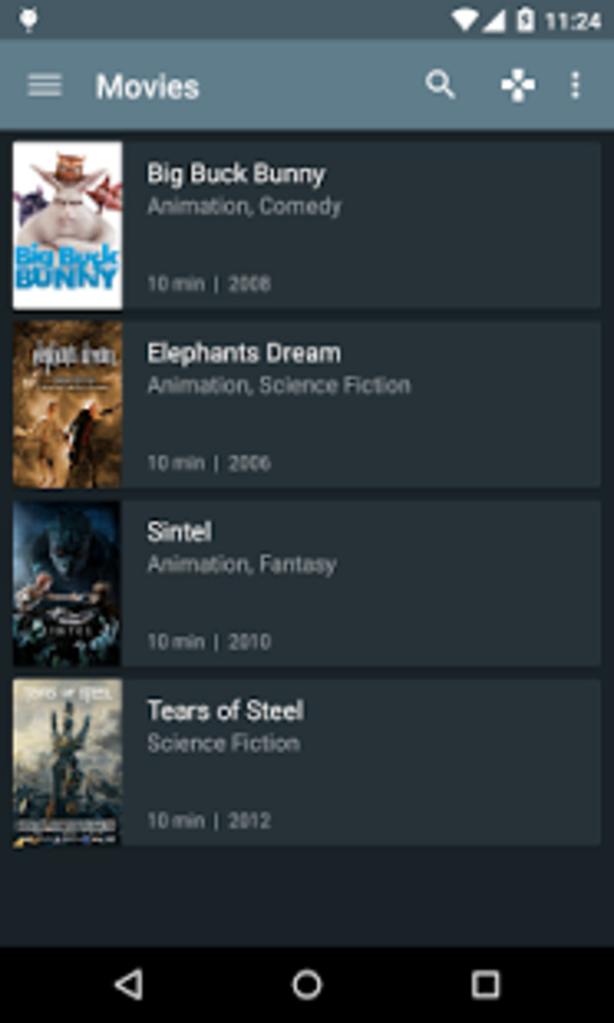 Kore, Official Remote for Kodi