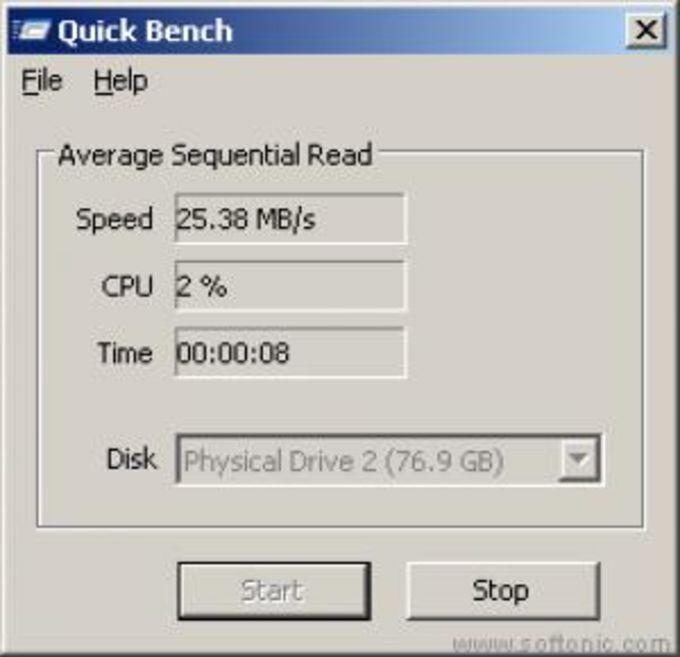 Quick Bench