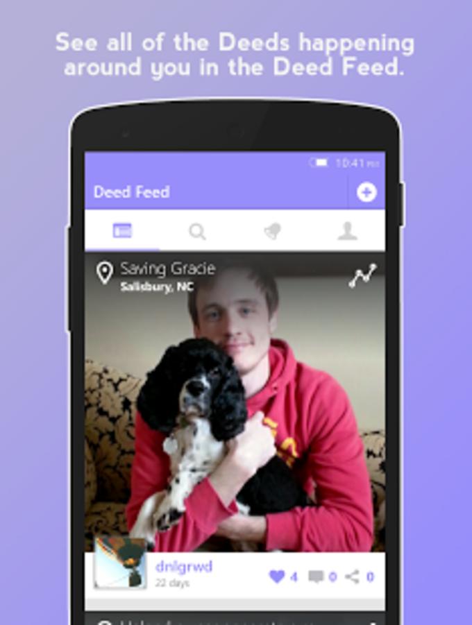Nobly - The Pay it Forward App