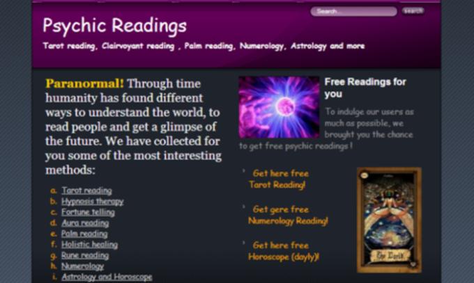 Paranormal Numerology & Tarot
