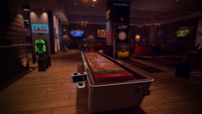 Sports Bar PS VR PS4