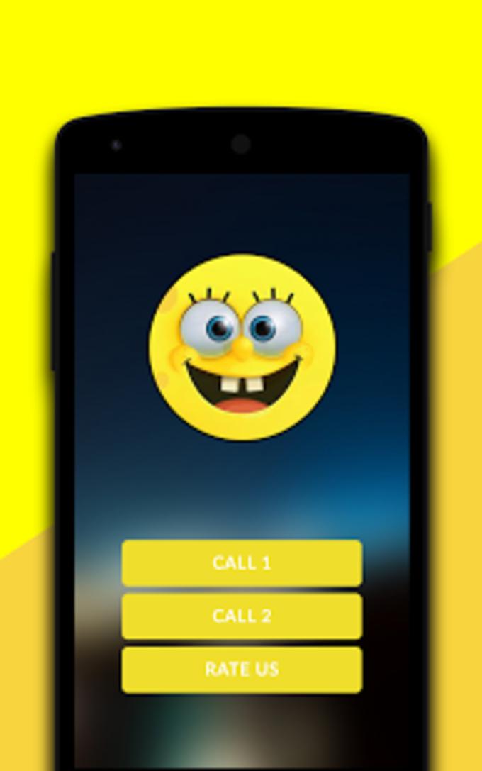 Spongebob Fake Call Simulator