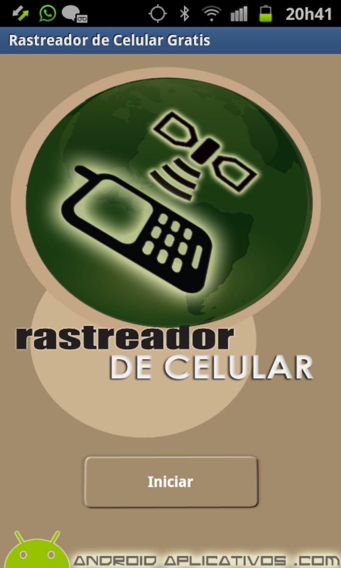 Rastreador de Celular Gratis