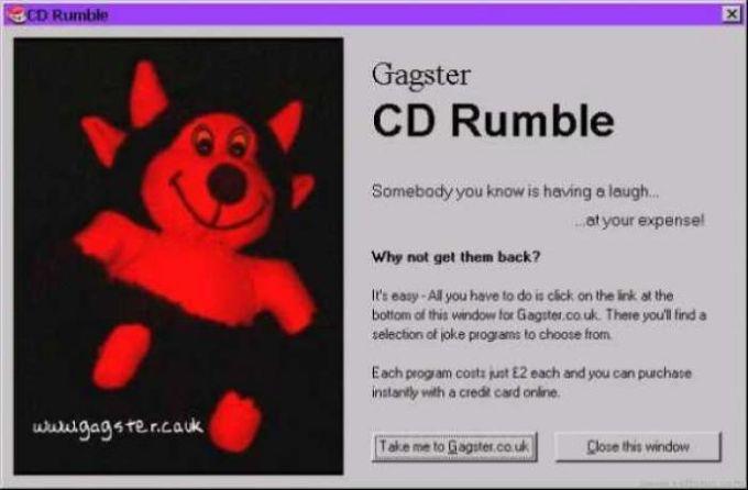 CD Rumble