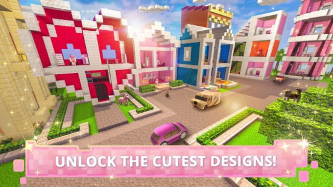 Dollhouse Builder Craft Doll House Building Games