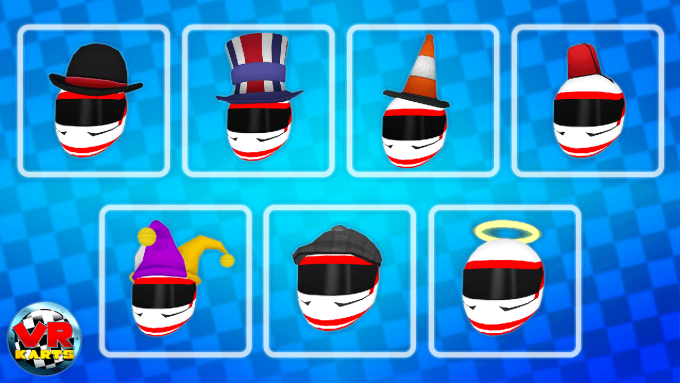 VR Karts - Character Mod Pack 1 PS VR PS4