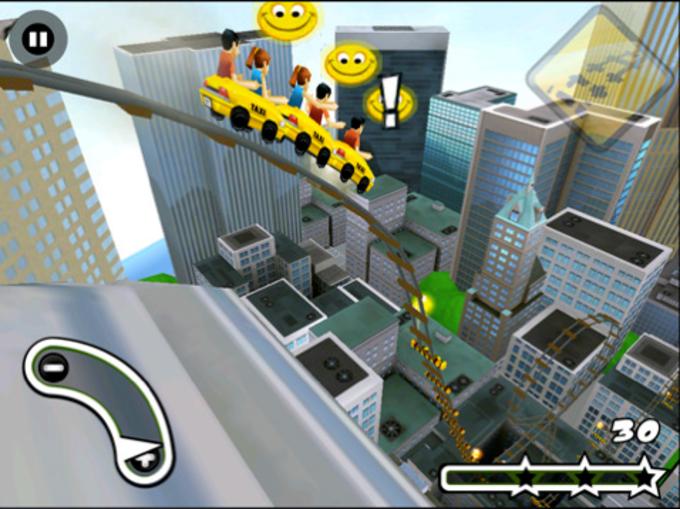 New York 3D Rollercoaster Rush HD