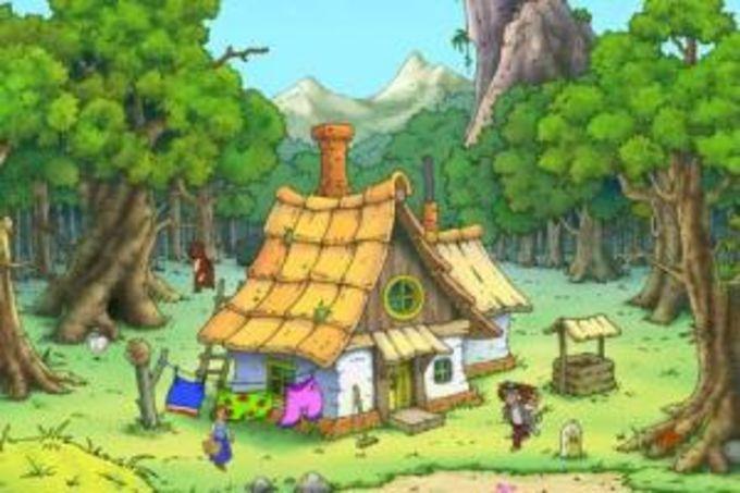 Timberland Screensaver