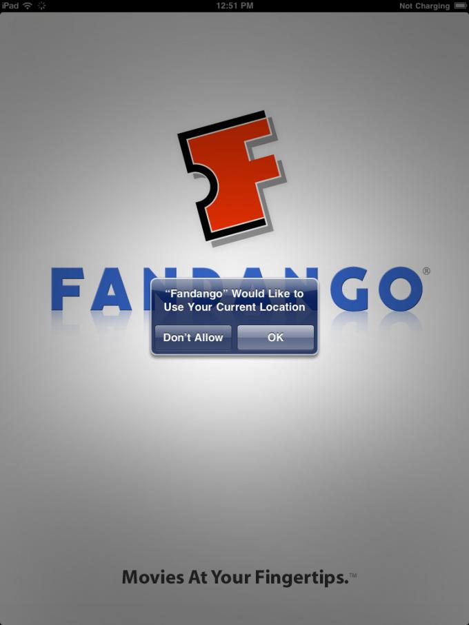 Fandango Movie Tickets  Times