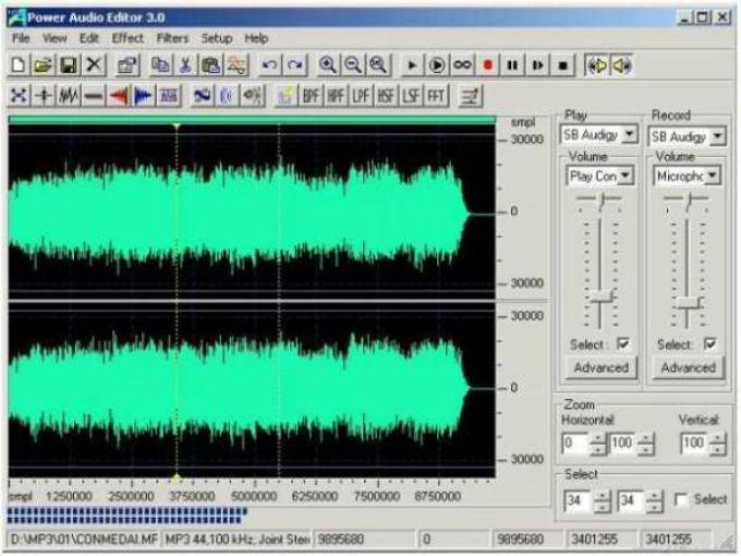 Power Audio Editor