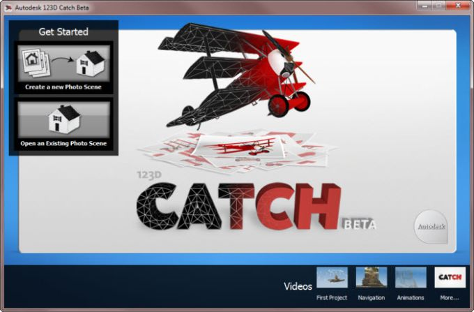 Autodesk 123D Catch
