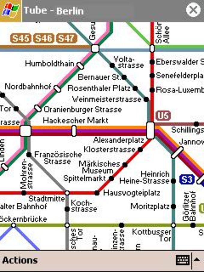 Tube 2 Berlin