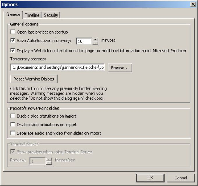 Microsoft Producer for Microsoft Office PowerPoint