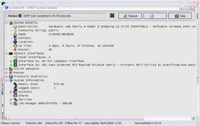 Look@LAN Network Monitor