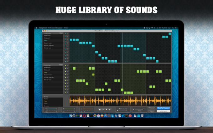 Mix Up Studio - Professional Sequencer