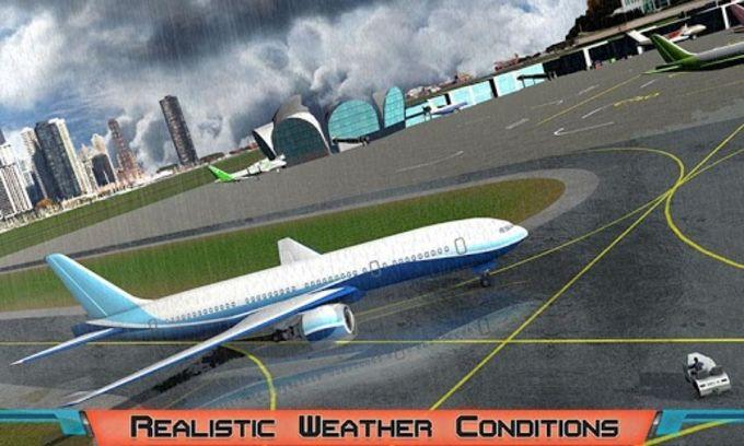 Super Plane Landing 2017