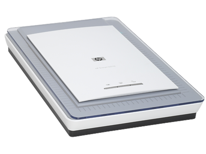 HP Scanner PrecisionScan LT Driver
