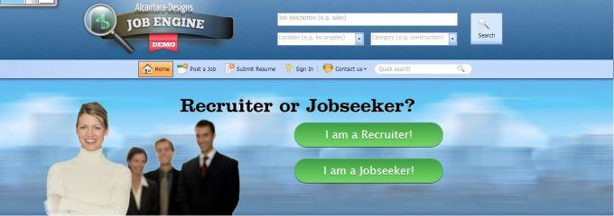 Alcantara-Designs Job Engine (ADJE)