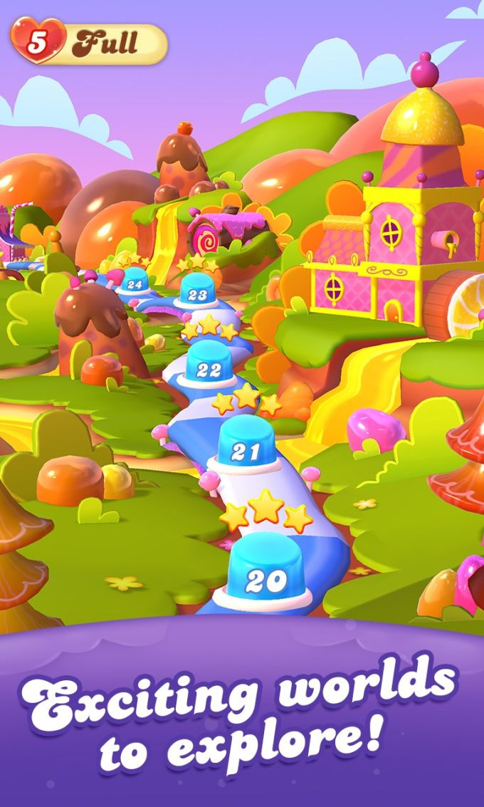 download candy crush saga online free
