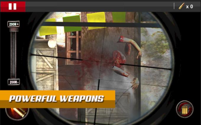 sniper: simulador de tiro