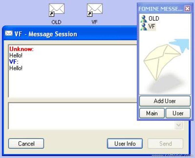 Fomine Messenger