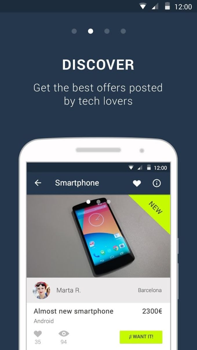 Sellfun: smartphones & tablets