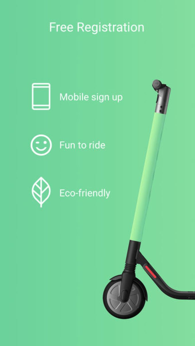 TIER - Scooter Sharing