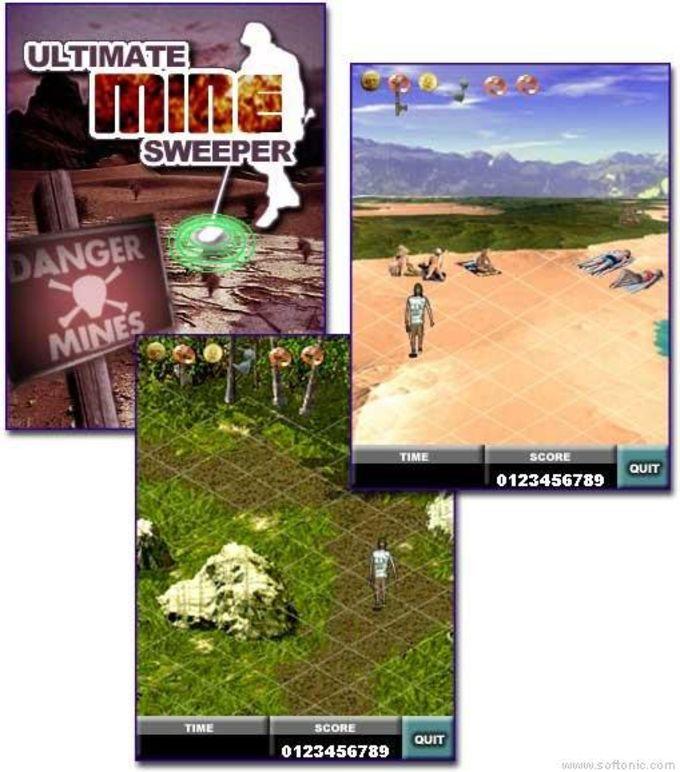 Ultimate Minesweeping