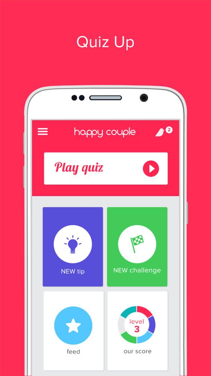 Happy Couple - love quiz