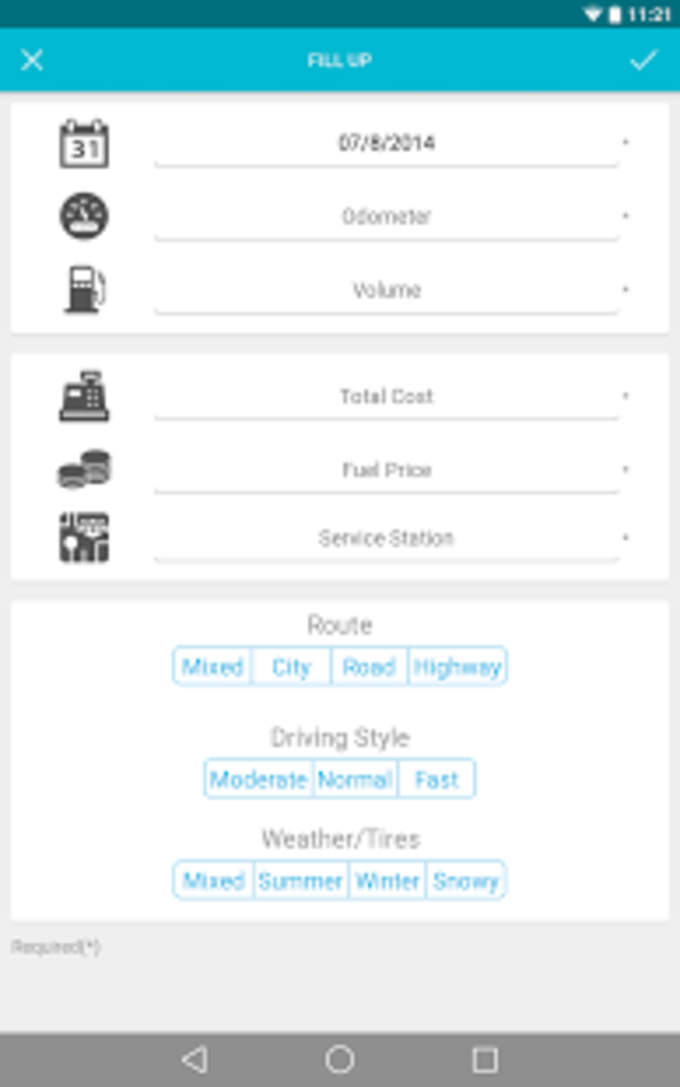 YeikCar - Gestión de vehículos
