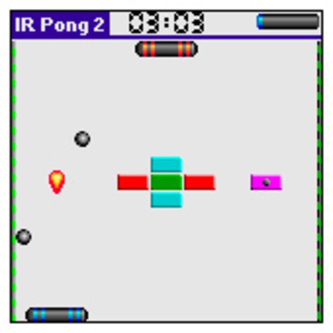 IR Pong