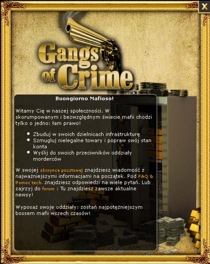 Gangs of Crime (Mafia 1930)