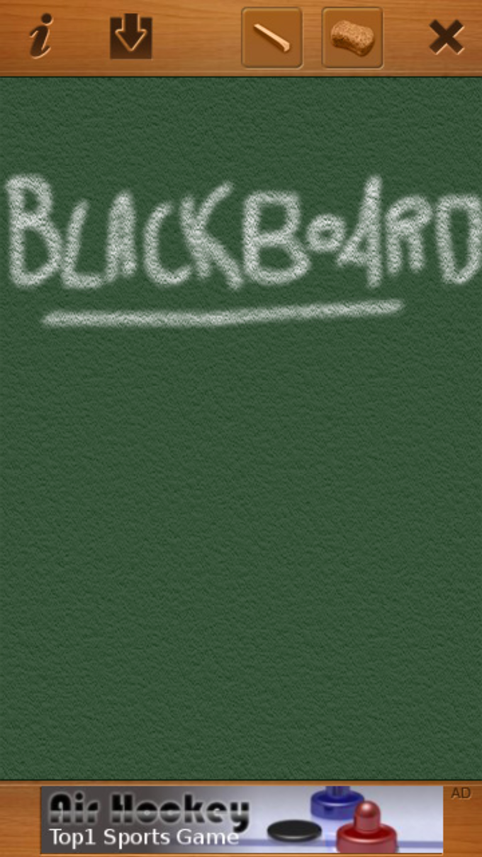 Blackboard Touch