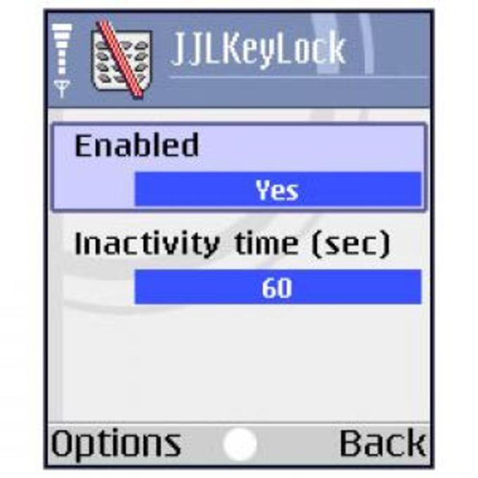 Automatic Key Lock