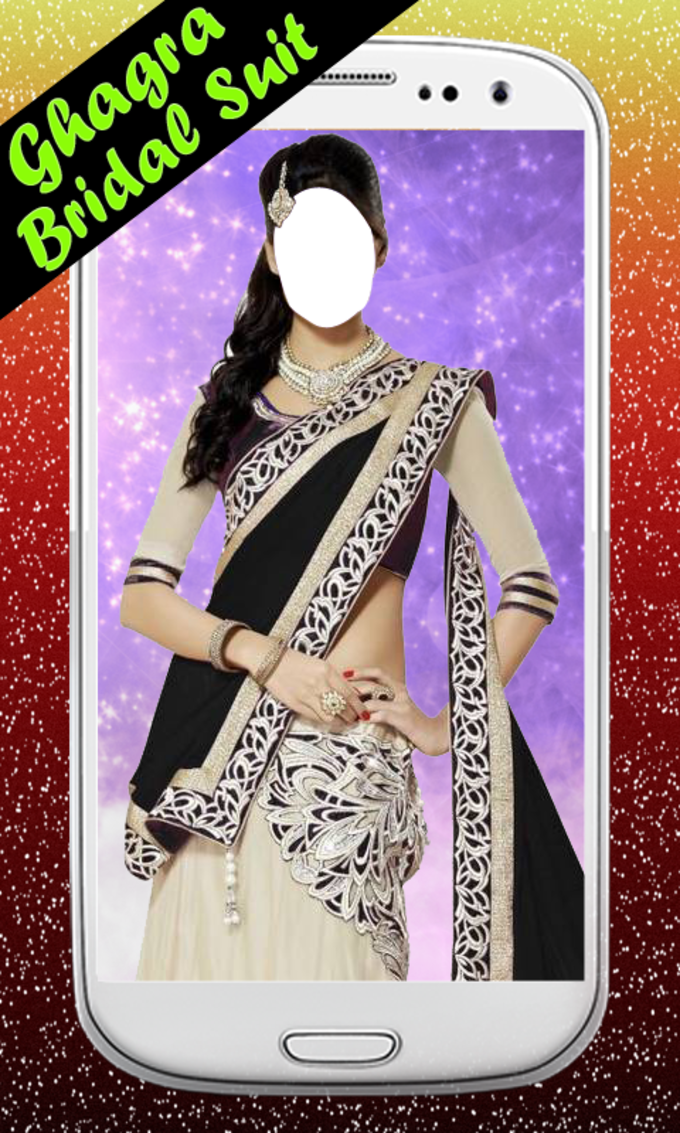Bridal Ghagra Choli Suit