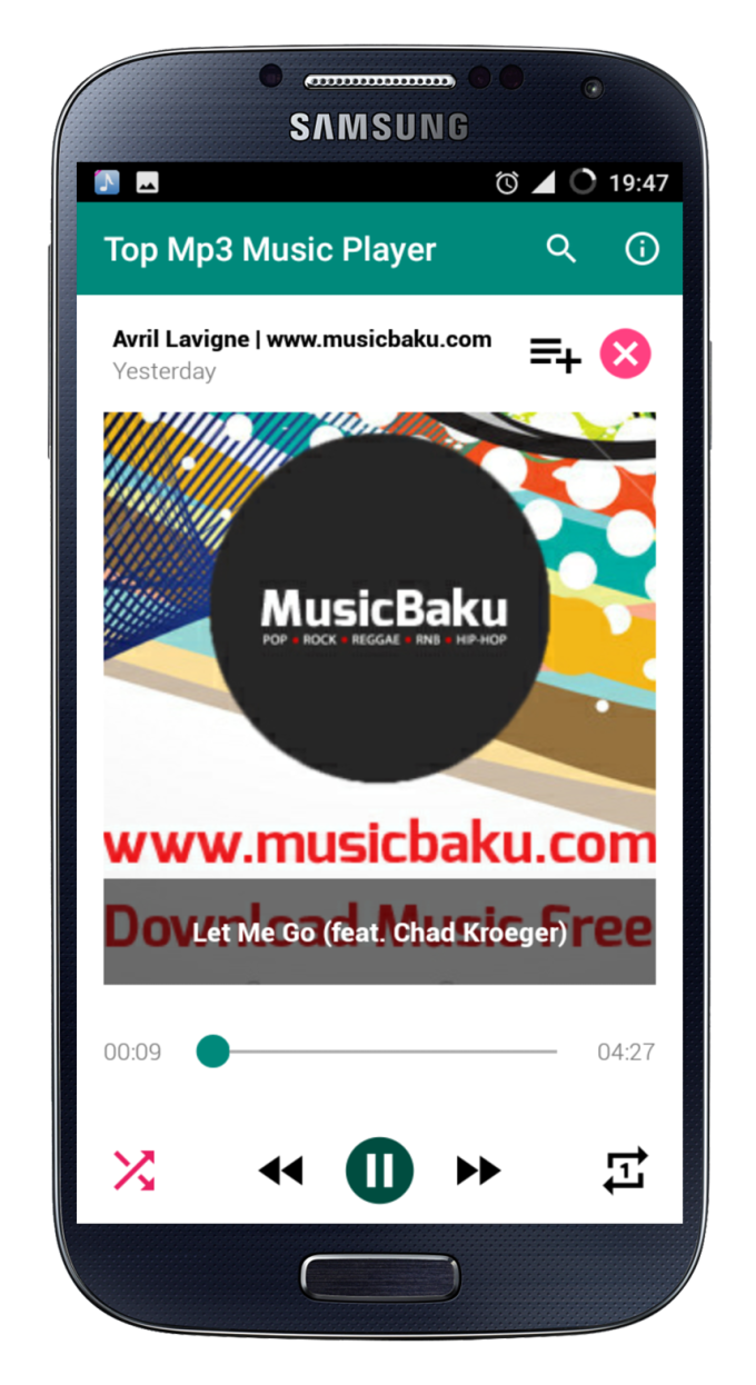 Top Mp3 Music Player