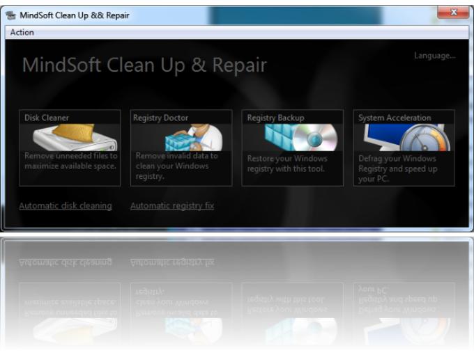 MindSoft Clean Up & Repair