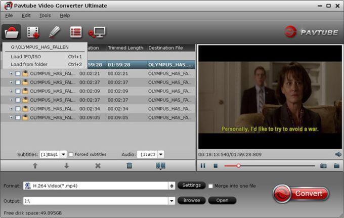 Pavtube Blu-Ray Video Converter Ultimate