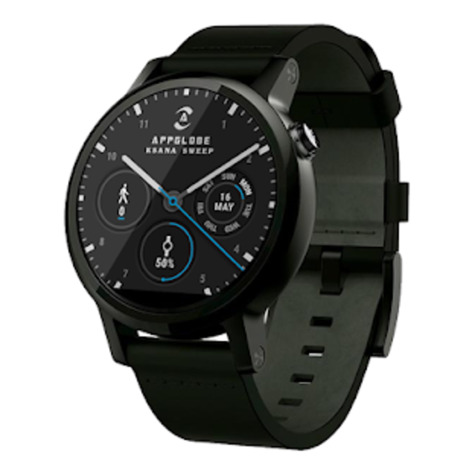Ksana Sweep Watch Face for Android Wear OS