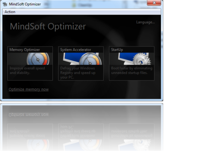 MindSoft System Optimizer
