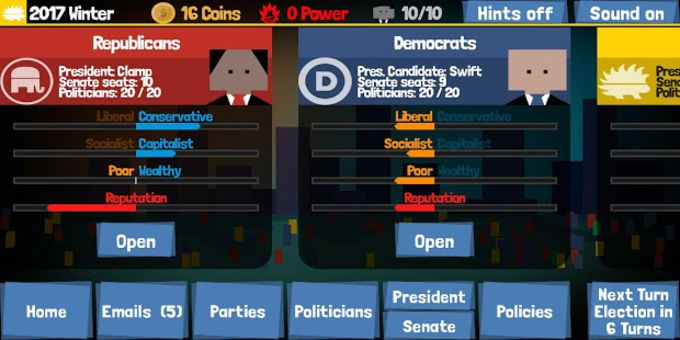Resultado de imagen para Big Politics Inc. USA Edition