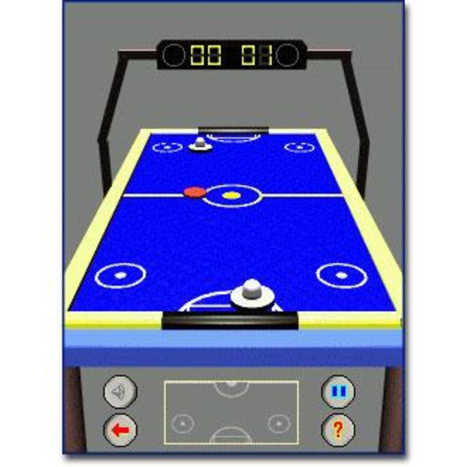 Air Hockey 3D PPC