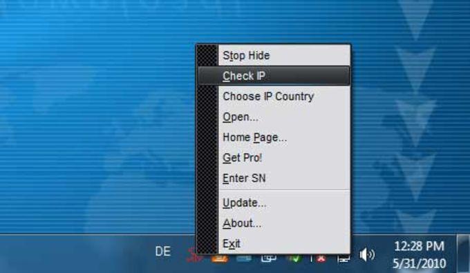 Free Hide IP