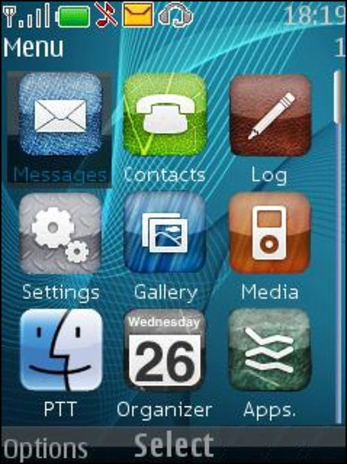 Amazing iPhone Theme