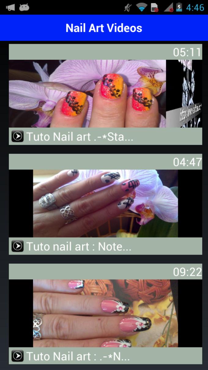 New Nail Art Videos 2016