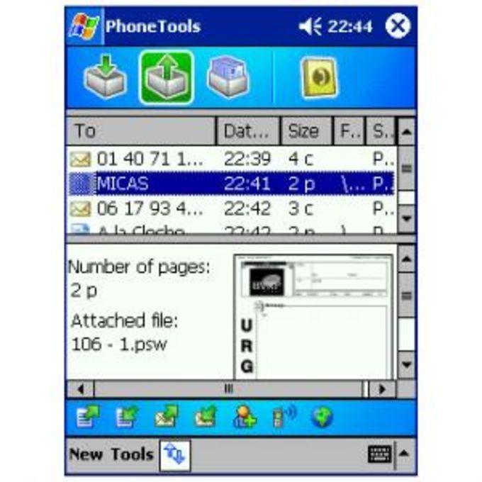 Pocket Phone Tools