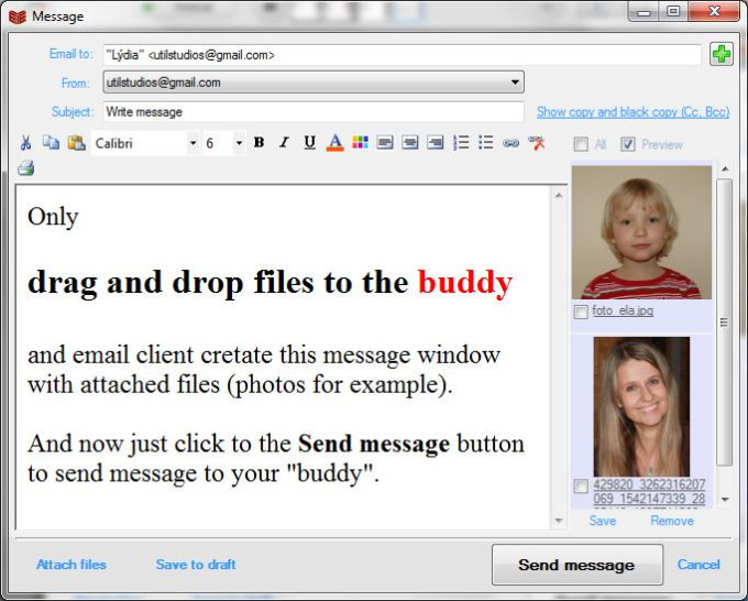 EasyEmail Client