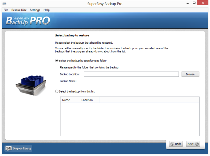SuperEasy Backup Pro